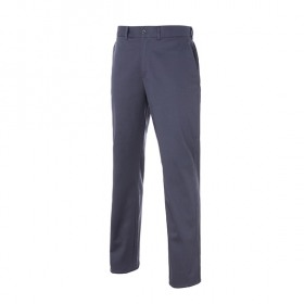 Chino Cro Pantalon Elastano Gris