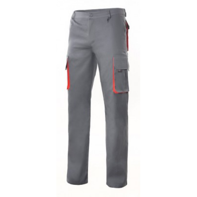 Pantalones Multi Bicolor